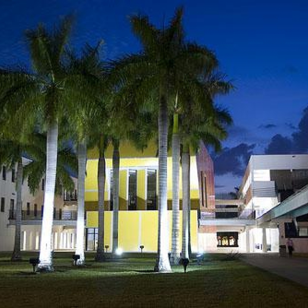 The Paul Cejas School Of Architecture At FIU, Is A State Of The Art Campus  Design Built For Students. Drywall Contractors Performed Many Aspects Of ...